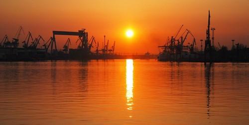 Port, fot. Andrzej Gojke