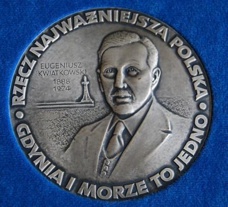 Medal im. E. Kwiatkowskiego