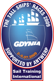 Logo- Tall Ship