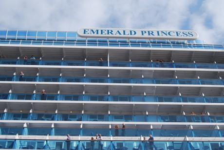 Emerald Princess fot. Dorota Nelke