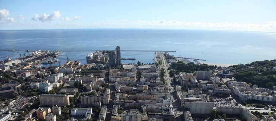 фото города гдыня