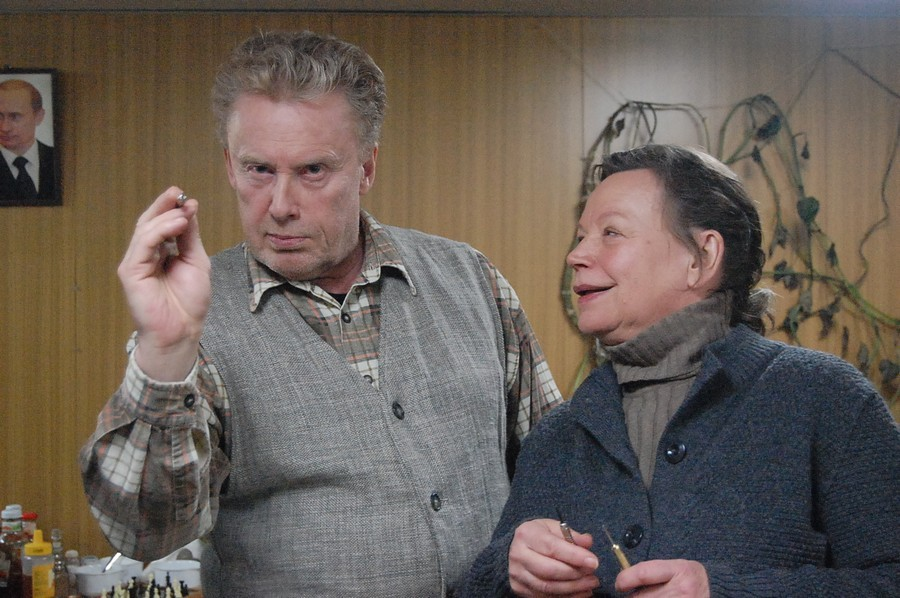 Zimowy Ojciec Film na Planie Filmu Zimowy Ojciec