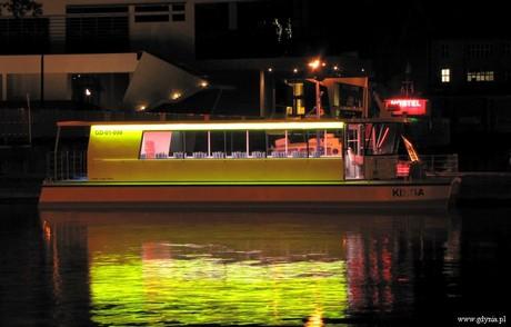 Gdyńska firma Alumilex zbudowała prototyp tramwaju wodnego / fot. Krzysztof Romański