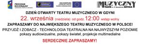 Dzień otwarty Teatru Muzycznego