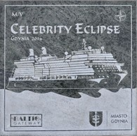 Tablica Celebrity Eclipse