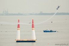Red Bull Air Race Gdynia 2014 dzie� drugi, fot. Dawid Linkowski