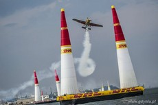 Red Bull Air Race - Kirby Chambliss, fot. Sebastian Marko Red Bull Content Pool