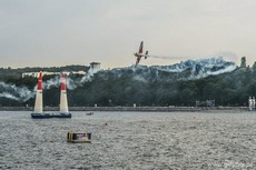 Red Bull Air Race - Kirby Chambliss, fot. Andreas Schaad Red Bull Content Pool