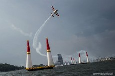 Red Bull Air Race - Paul Bonnhomme, fot. Sebastian Marko Red Bull Content Pool