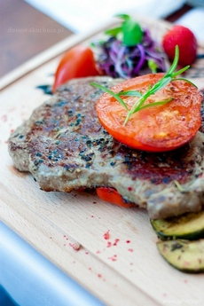 Blog Dusiowa kuchnia - Brittanica Steakhouse