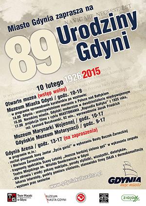 Urodziny Gdyni 2015