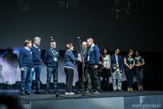 KOLOSA 2014 w kategorii Żeglarstwo odebrał Ryszard Wojnowski, fot. Karol Stańczak