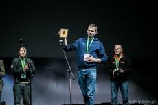 Drugie wyróżnienie w kategorii Wyczyn Roku przpadło Krzysztofowi Suchowierskiemu za zimową rowerową wyprawę przez Jakucję, fot. Karol Stańczak