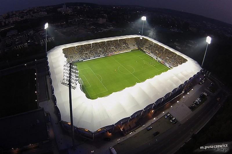 Stadion Miejski w Gdyni / fot. Micha� Puszczewicz