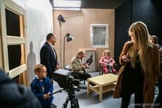 Uroczyste otwarcie Gdyńskiego Centrum Filmowego, fot. Karol Stańczak