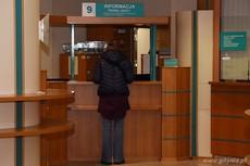 Małgorzata Grzeszczak - 100.000 sobotni interesant w gdyńskiej Sali Obsługi Mieszkańców, fot. Michał Puszczewicz