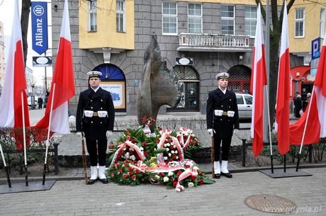Pomnik ofiar terroru komunistycznego, fot. Sebastian Drausal