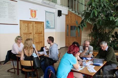 Maraton pisania wniosków do Budżetu Obywatelskiego w Śródmieściu, fot. Aleksandra Dylejko