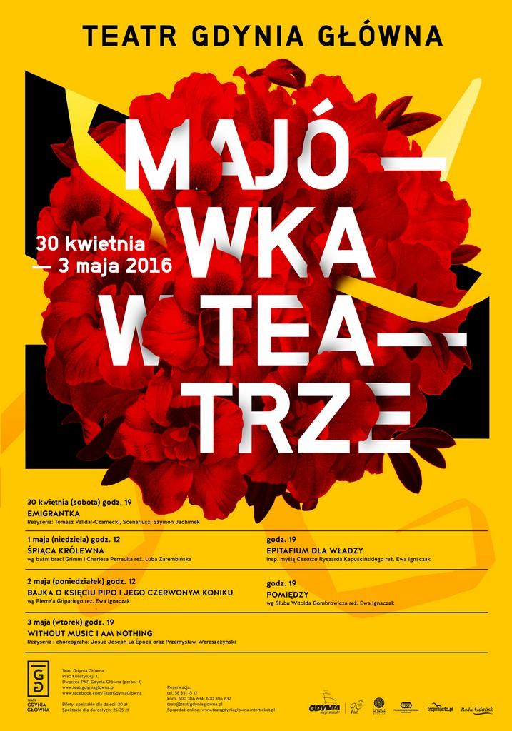 Majówka w Teatrze Gdynia Główna