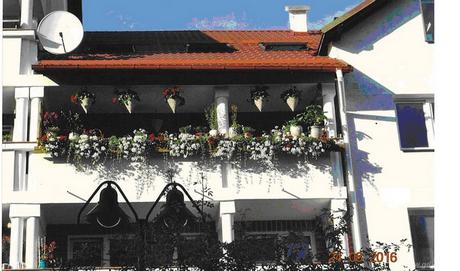 W kategorii budynków wielorodzinnych nagrodę główną (1170 zł netto) przyznano Jolancie Glińskiej z dzielnicy Pustki Cisowskie