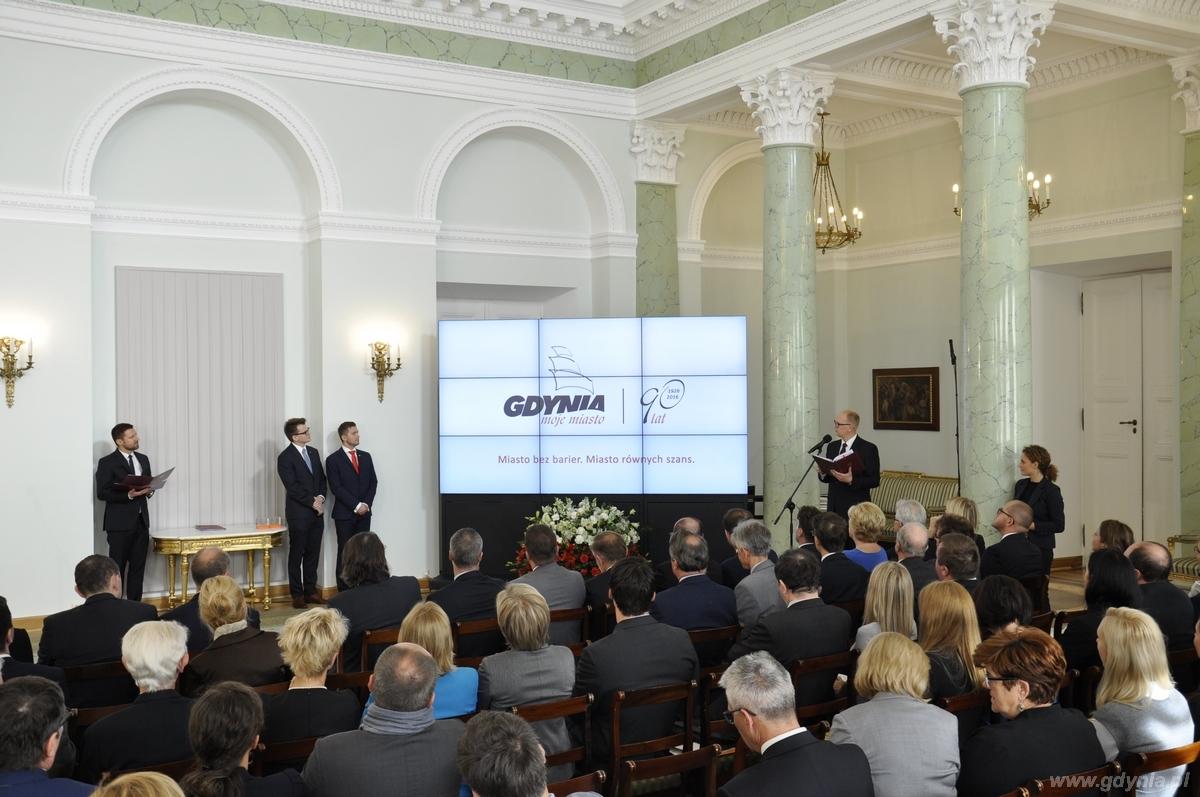 Gala - Lider Dostępności w Pałacu Prezydenckim / fot. Sebastian Drausal