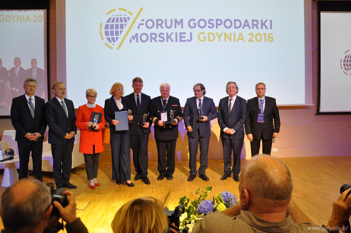 Zwycięzcy konkursu Innowacyjna Gospodarka Morska