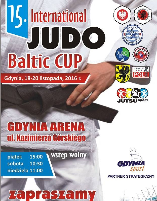15. Internaltional Judo Baltic Cup