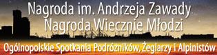 Nagroda im. Andrzeja Zawady - baner
