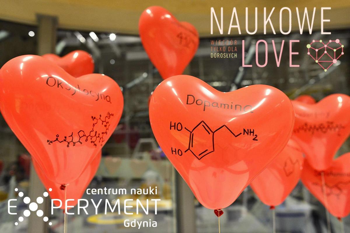 Chemia miłości na Walentynki