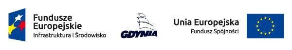 Logotypy Fundusze Europejskie, Gdynia, Unia Europejska