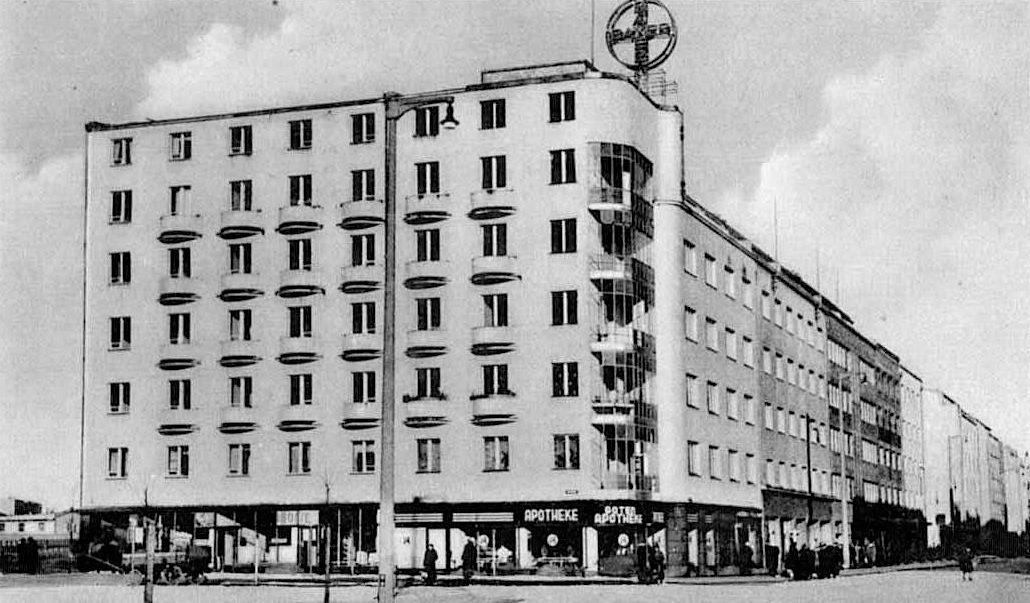 Fot. Gdyński Szlak Modernizmu