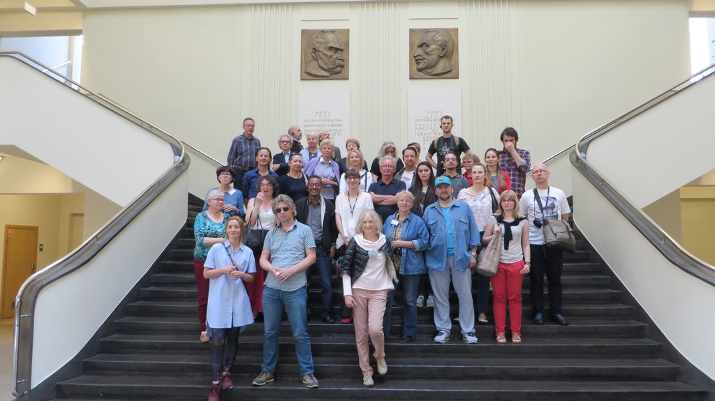 """6. konferencja """"Modernizm w Europie - modernizm w Gdyni"""" / fot. Grażyna Pilarczyk"""