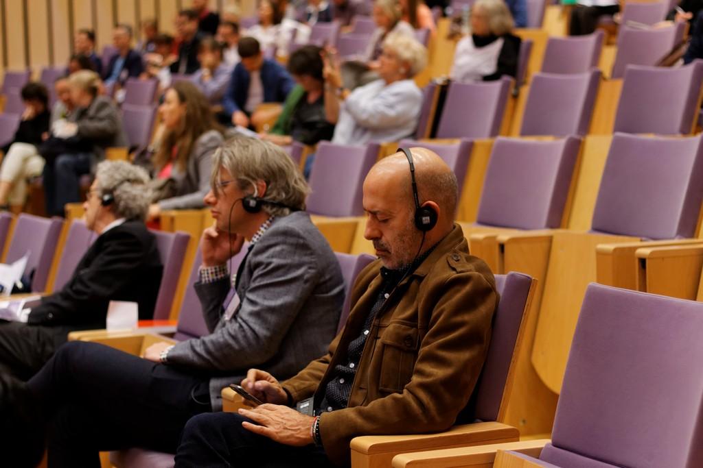 """6. konferencja """"Modernizm w Europie - modernizm w Gdyni"""" / fot. Alina Limańska-Michalska"""