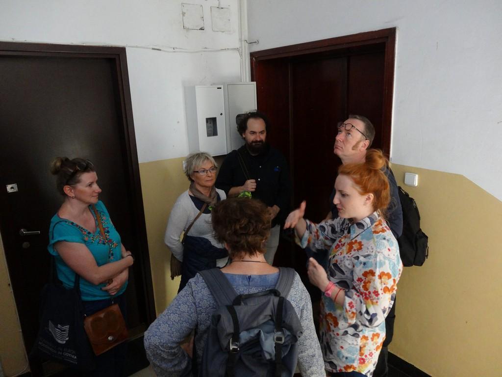 """6. konferencja """"Modernizm w Europie - modernizm w Gdyni"""" / fot. Anna Częścik"""
