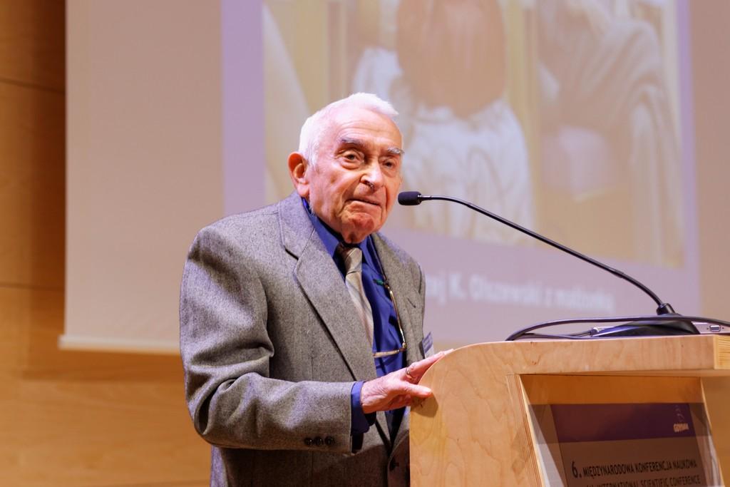 prof. Andrzej K. Olszewski  / fot. Alina Limańska-Michalska